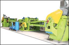 Mesin Shearing Line
